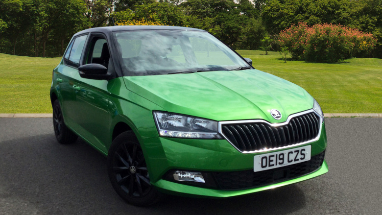 SKODA Fabia 1.0 TSI Colour Edition 5dr Petrol Hatchback
